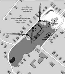 схема плана работ на субботник 30 апреля 2017
