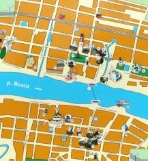карты Романов парк