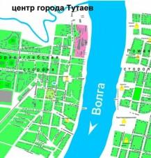 План Тутаева